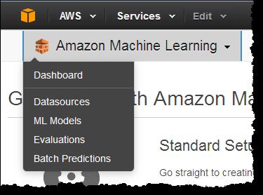 AmazonML